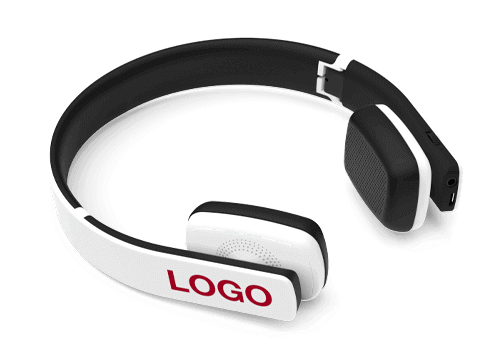Arc - Høretelefoner Med Eget Logo
