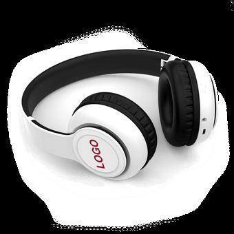 Nappa - Høretelefoner Med Logo