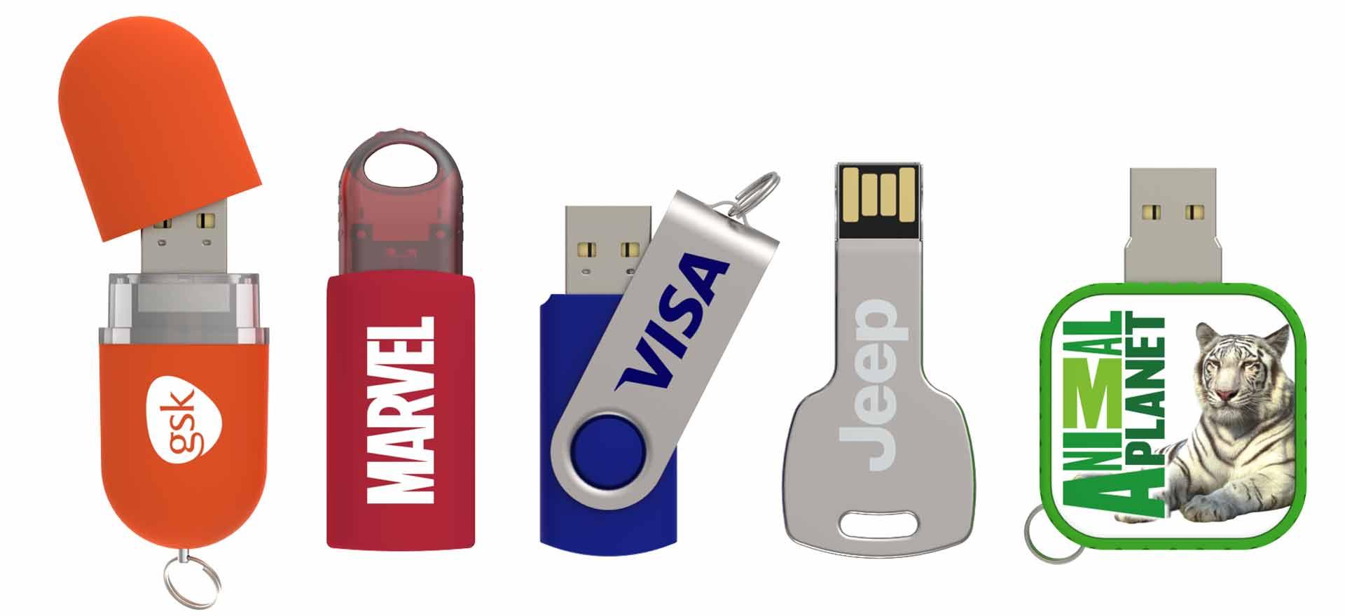 USB stik leveret på 5 dage!