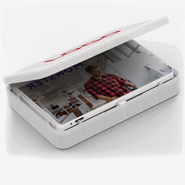 Card - Powerbank Reklame