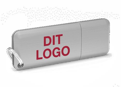 Halo - USB Nøgle Med Logo