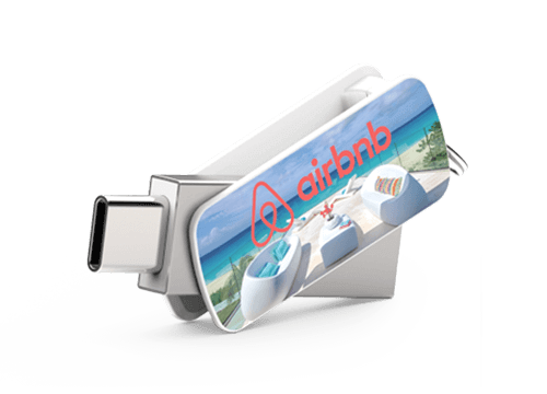 Orbit - USB Med Tryk