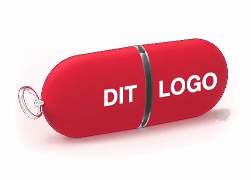 Pod - USB Stik Med Logo