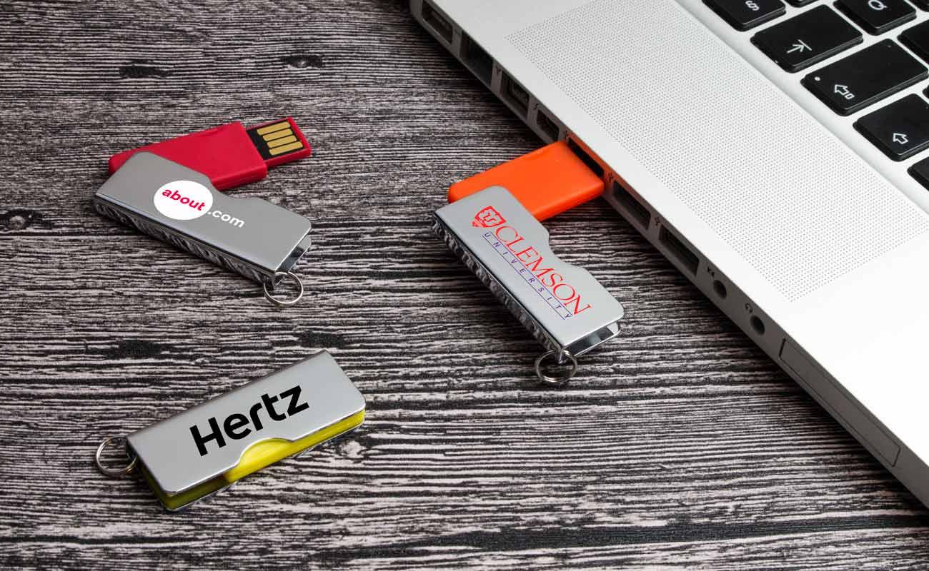 Rotator - USB Med Logo