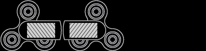 Fidget Spinner Skærmprintning