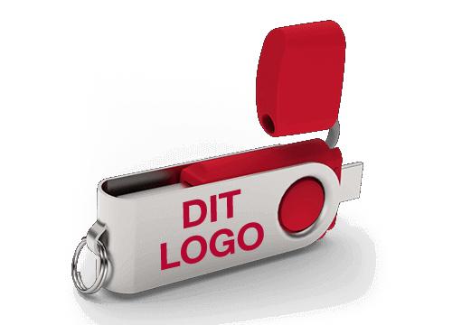 Twister Go - USB Nøgle Med Logo