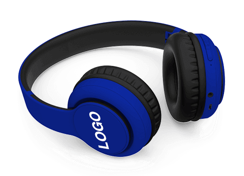 Mambo - Hovedtelefoner Med Tryk