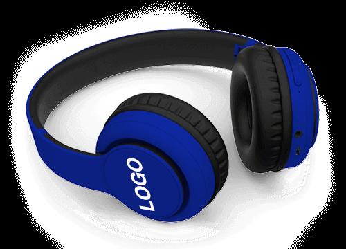 Mambo - Hovedtelefoner Med Logo