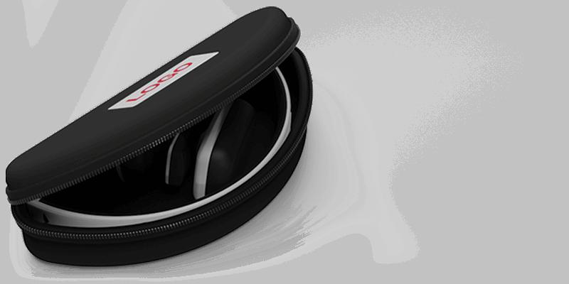 Arc - Hovedtelefoner Tryk