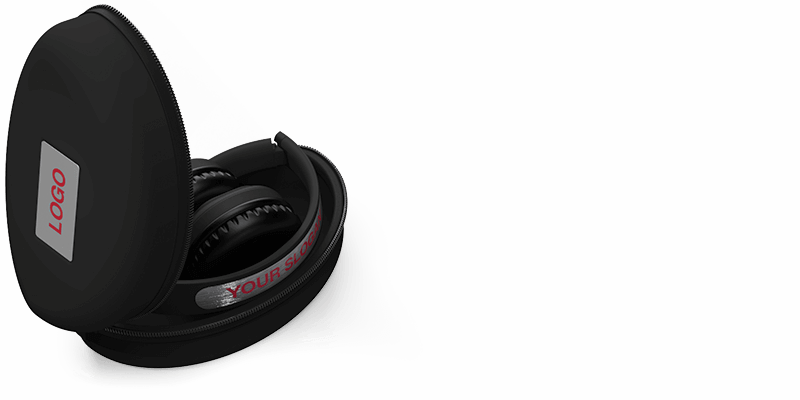Indie - Hovedtelefoner Tryk