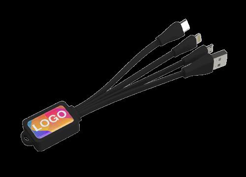 Multi - Logo multi USB ladekabel