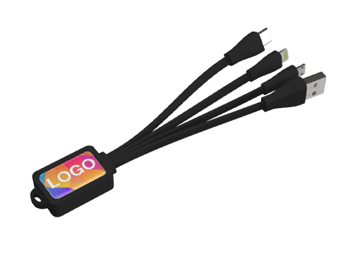 Multi - Logo USB Kabel