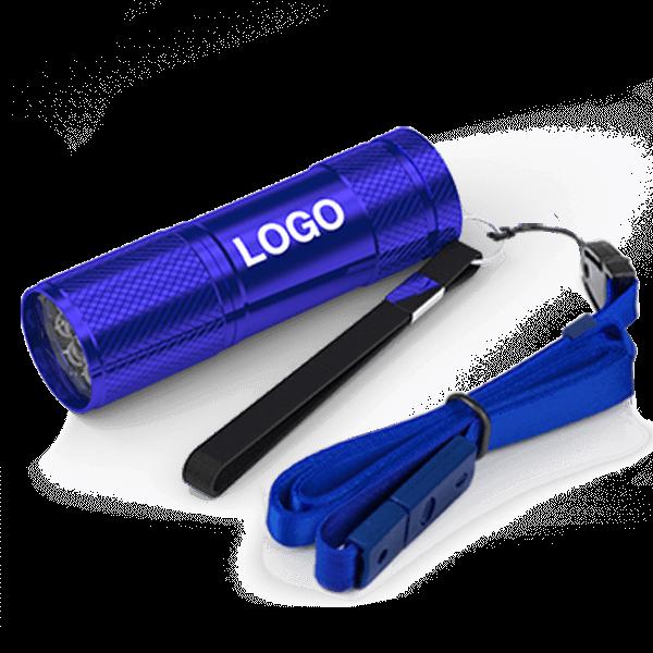 Lumi - LED lommelygter med logo