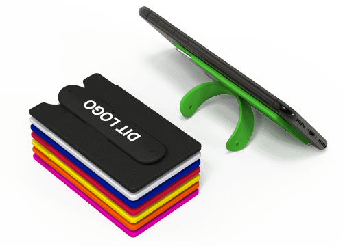 Pass - Speciallavet lim Phone Wallet