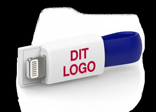 Tag - USB Kabel med Tryk