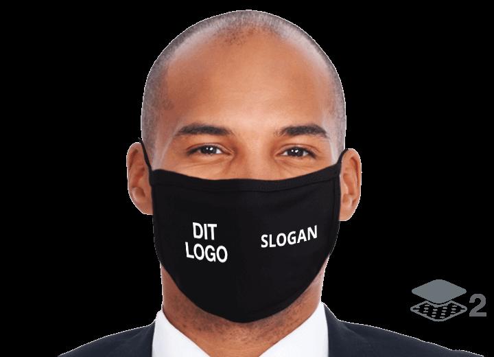 Ultra - Mundbind med Eget Logo