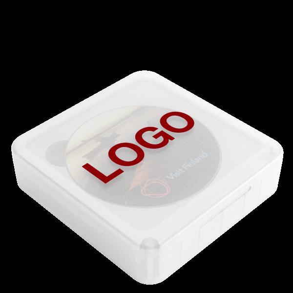 Cirque - Trådløs Oplader Med Logo