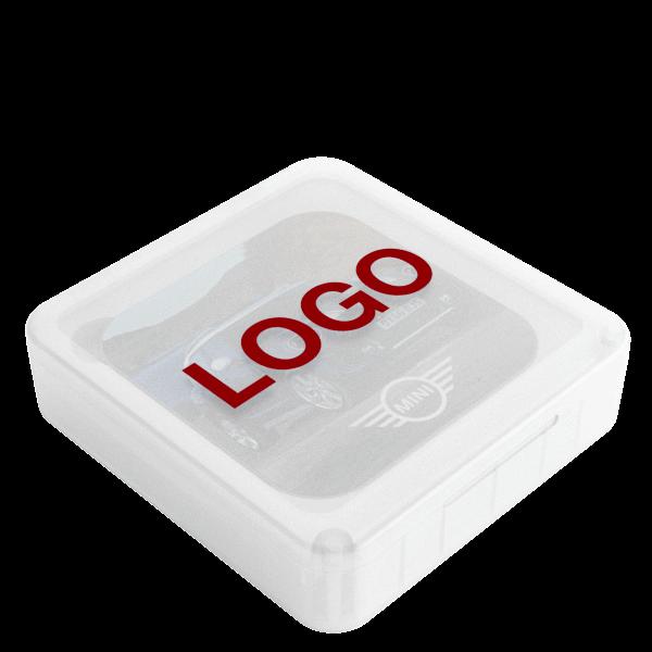 Edge - Trådløs Oplader Med Logo