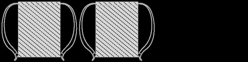 Gymnastikpose Fotoprint