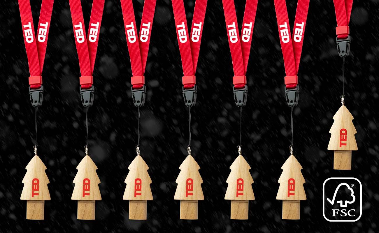 Christmas - USB Med Logo