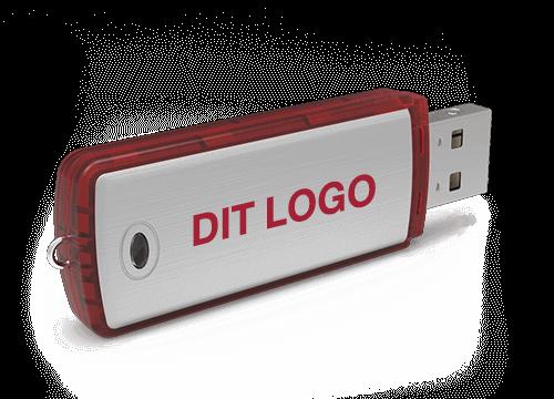 Classic - USB Nøgle Med Logo