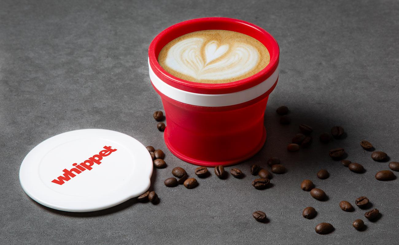 Compresso - Reklame Rejsekrus