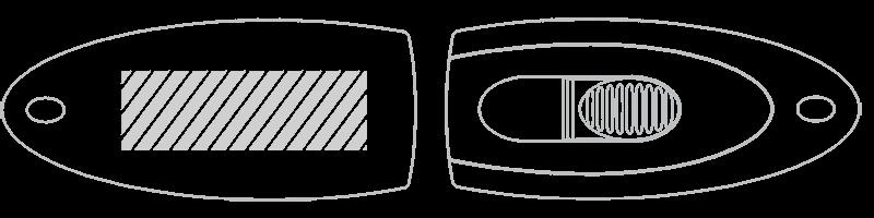 USB stik Lasergravering