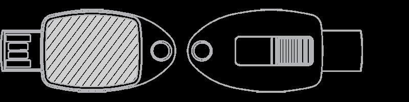 USB stik Fotoprint