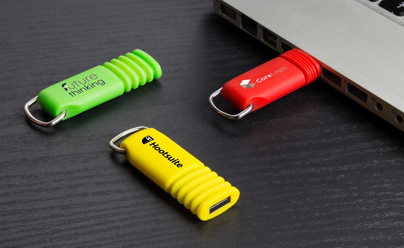 Flex - USB Med Logo