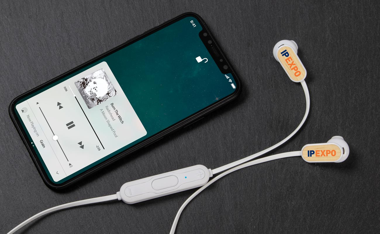 Grain Bluetooth® - Speciallavet trådløse øretelefoner