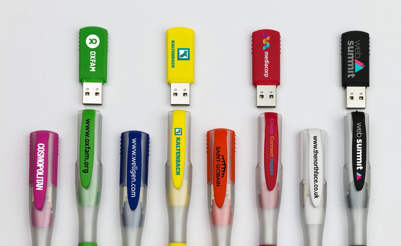 Ink - Speciallavet USB Kuglepen