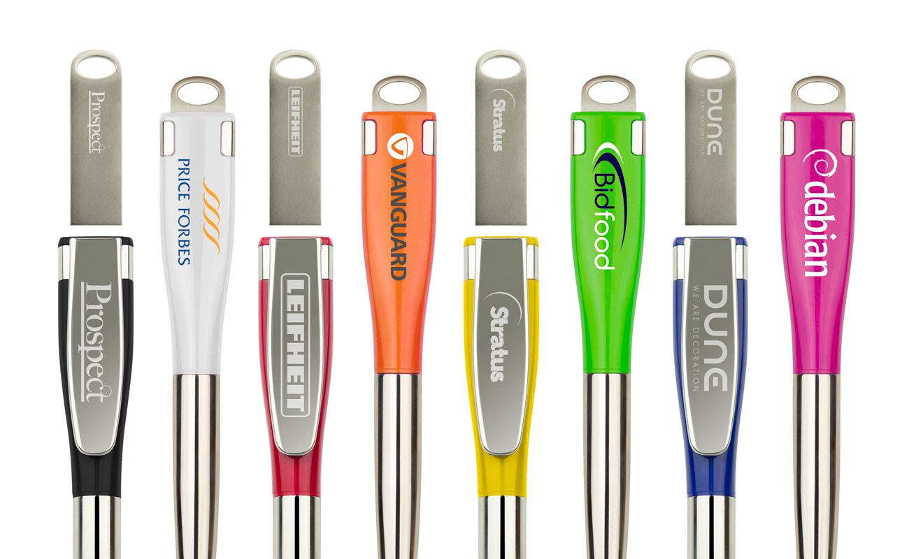 Jot - Speciallavet USB Kuglepen