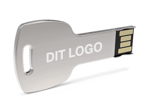 Key - USB Nøgler Med Logo