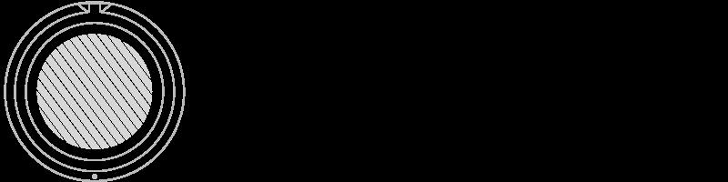 Trådløs oplader Silketryk