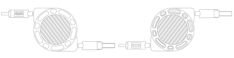 USB Kabel Fotoprint