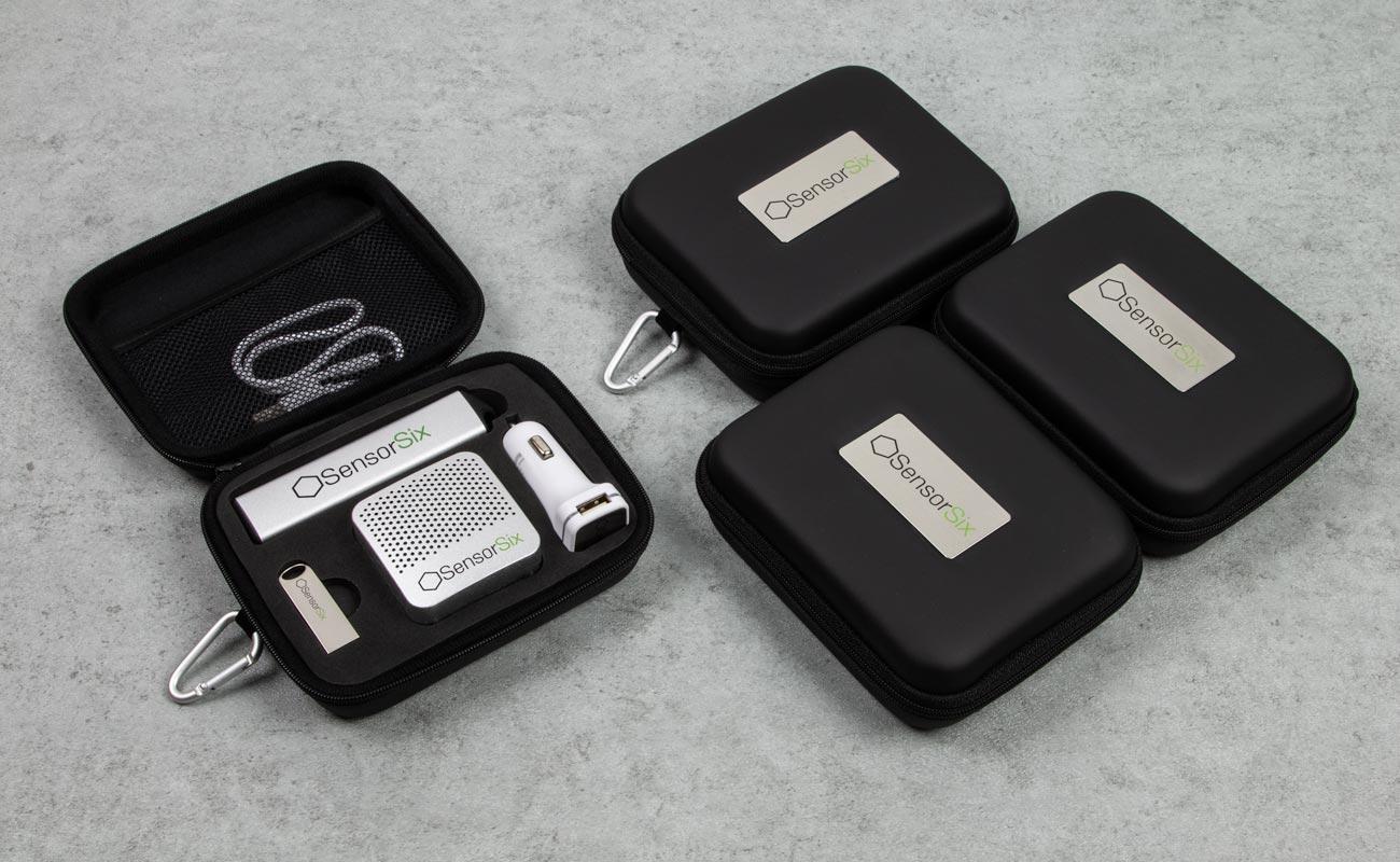 Metal L - USB Med Logo, Powerbank Med Tryk, Custom Car Charger  og  Højtalere Tryk