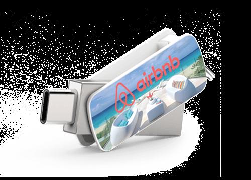 Orbit - USB Stik Med Logo