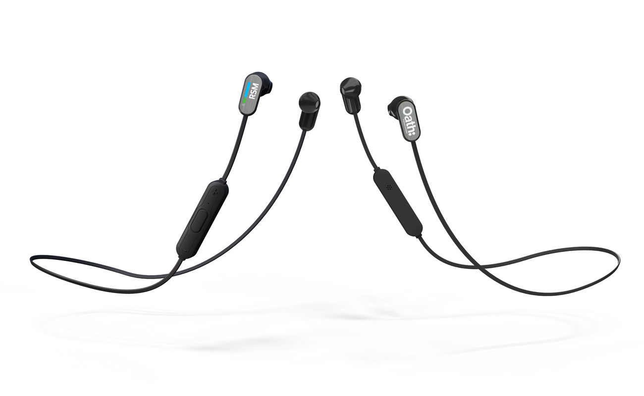 Peak - Speciallavet trådløse øretelefoner