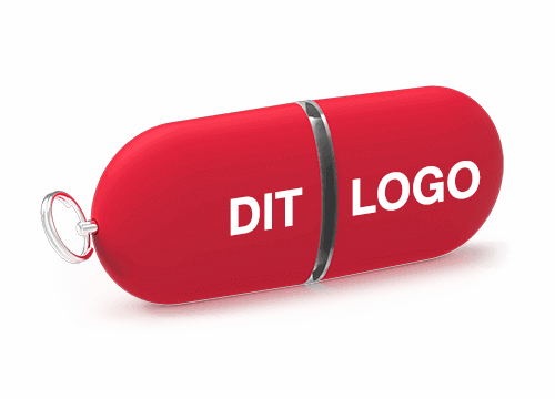 Pod - USB Nøgler Med Logo