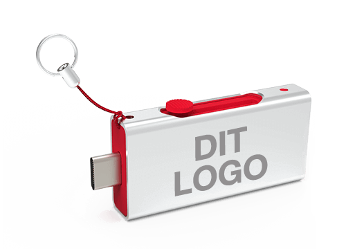Slide - USB Nøgle Med Logo