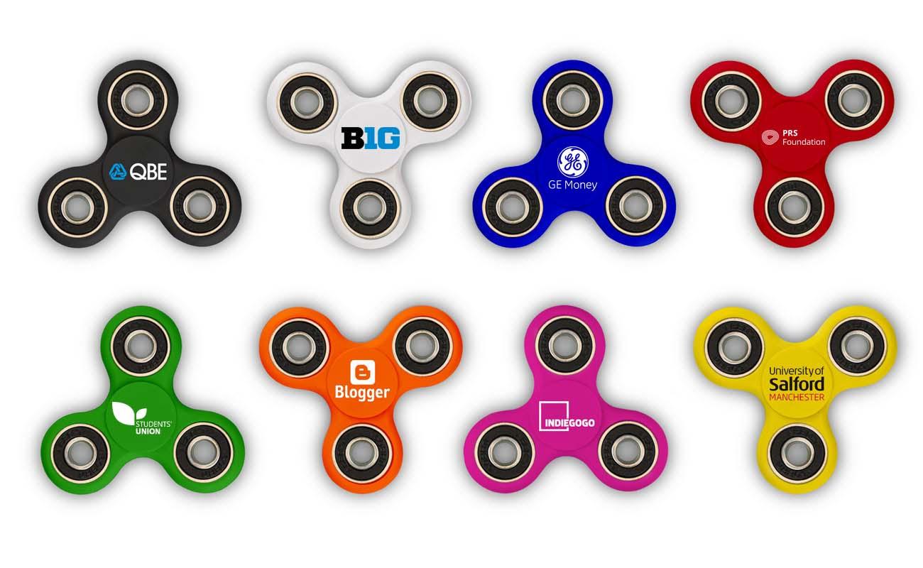 Sport - Logo Fidget Spinner