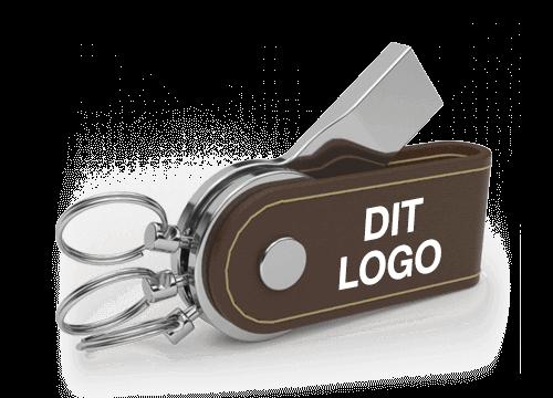 Swift - USB Nøgle Læder