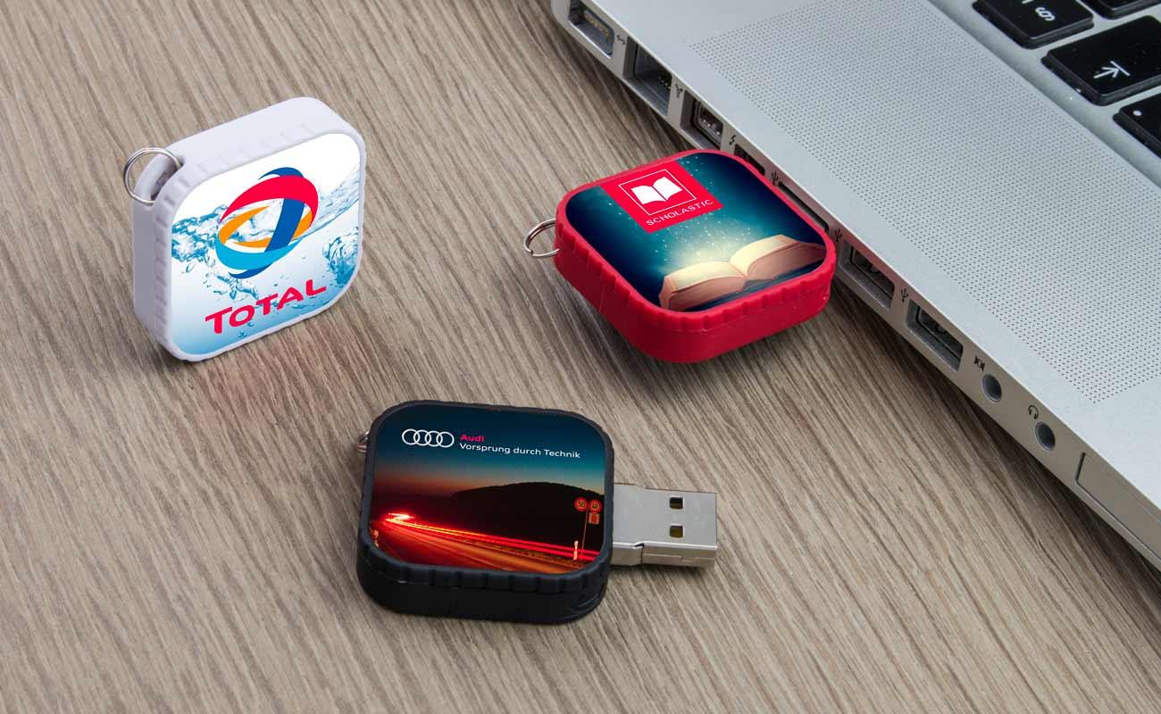 Trix - USB Med Logo