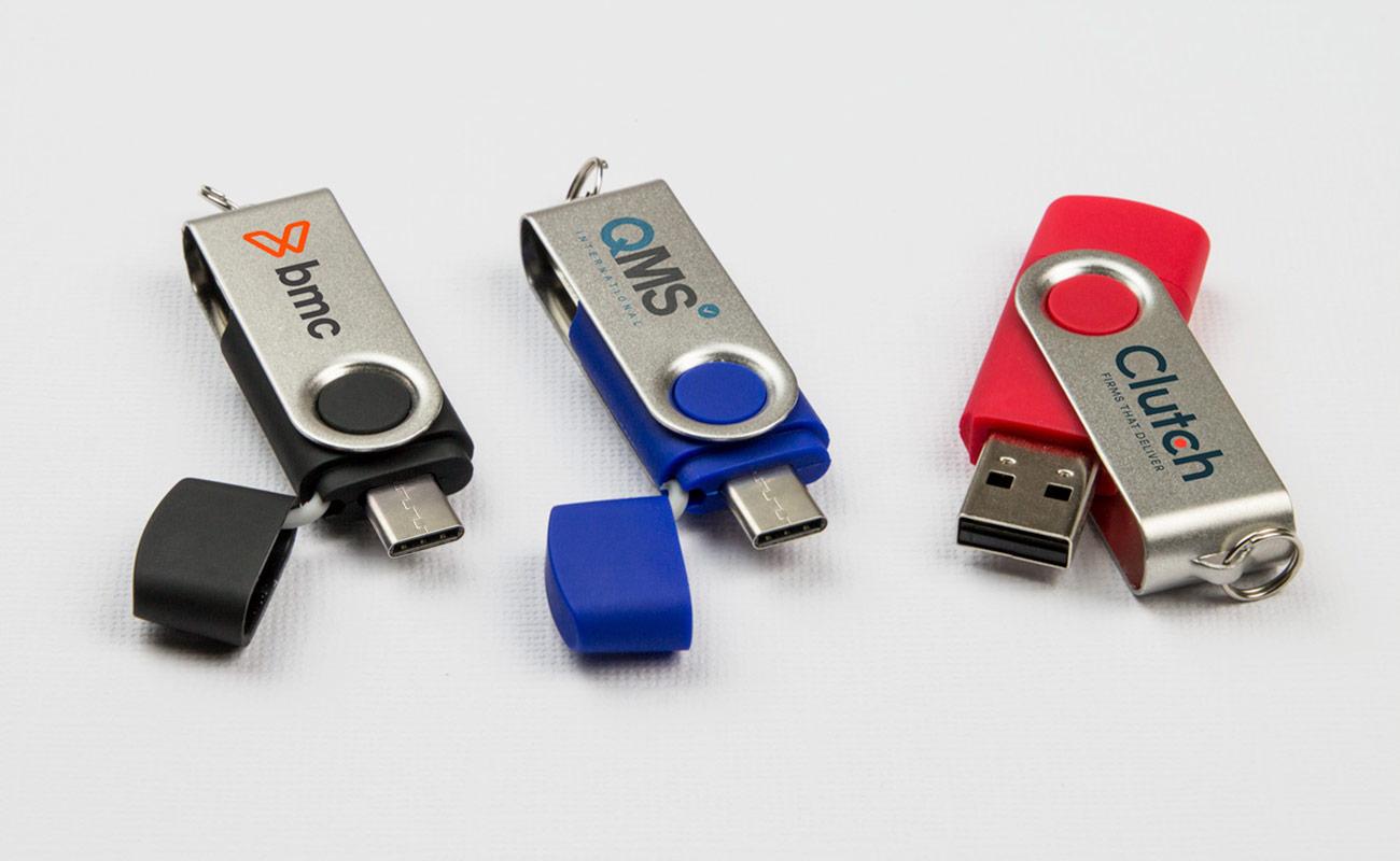 Twister Go - USB Med Logo