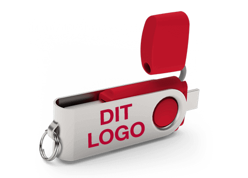 Twister Go - USB Stick Med Logo