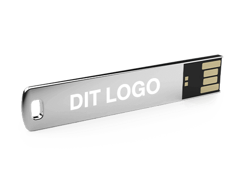 WalletStick - USB Stick Med Logo