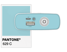 Pantone® Referencer Powerbank